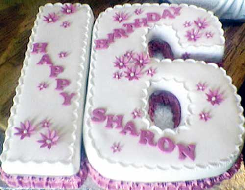 shaped cakes